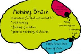 Mushy Mommy Brain